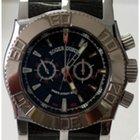 Roger Dubuis Easy Diver Steel with White Gold Bezel - SE46.56....