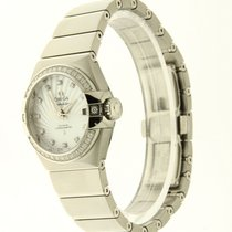 Omega Constellation Co-Axial Diamonds  (SPECIAL PRICE)