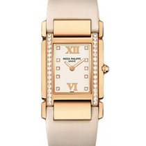 Patek Philippe 4920R-010 Twenty~4 Ladies Medium 35 x 30mm...