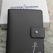 Ulysse Nardin watch pochette portafogli e carte di credito