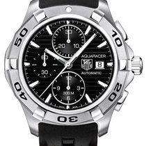 TAG Heuer Aquaracer Chronograph Calibre 16 CAP2110.FT6028