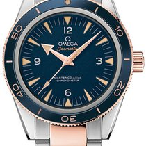 Omega Seamaster 300 Master Co-Axial 41mm 233.60.41.21.03.001