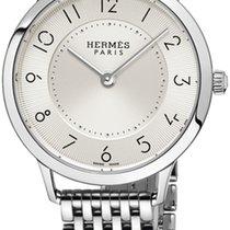 Hermès Slim d'Hermes MM Quartz 32mm 041707ww00