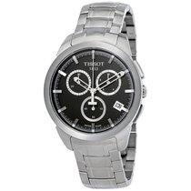 Tissot Men's T0694174406100 T-Sport Titanium Watch