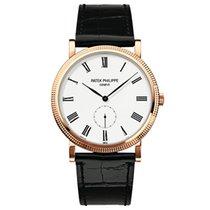 Patek Philippe Calatrava 5119R-001 Rose Gold Watch