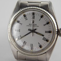 Rolex oyster perpetual vintage ref. 6751 box e paper