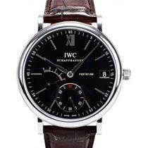 IWC Schaffhausen IW510102 Portofino Hand-Wound Eight Days...