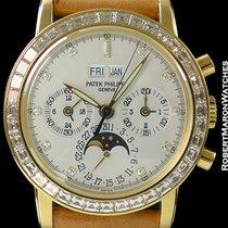 Patek Philippe 3990 Perpetual Calendar Chronograph Baguette...