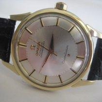 Omega Pie Pan constellation chronometer - Vintage men's...
