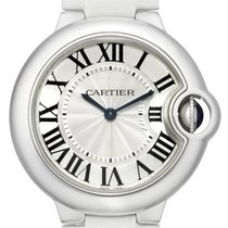 Cartier Ballon Bleu Steel