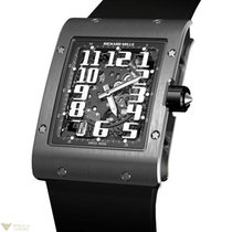 Richard Mille Extra Flat Titanium Men's Watch