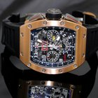 Richard Mille Felipe Massa Rose Gold&Titanium RM11