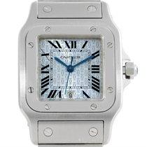 Cartier Santos Galbee Mens Limited Production Quartz Watch...