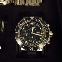 Oris Aquis depth gauge chronographe