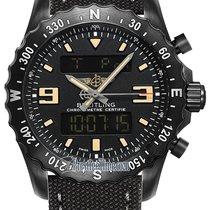 브라이틀링 (Breitling) Chronospace Military m7836622/bd39/100w
