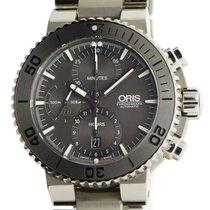 Oris Aquis Titan 46mm Grey Dial