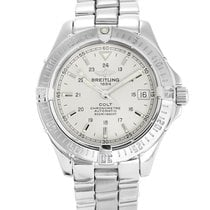 Breitling Watch Colt Auto A17350