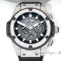 Hublot KING POWER 48MM TITAN DIAMANTEN CHRONOGRAPH AUTOMATIK