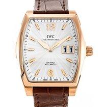 IWC Schaffhausen IW452311 Da Vinci Automatic Silver Plated...