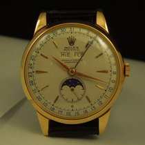 Rolex Padellone 8171 Red Gold full set