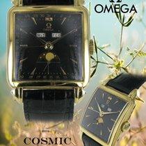 Omega Cosmic eckig Gelbgold