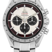Omega Speedmaster Legend Michael Schumacher Limited Edition