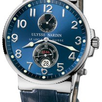 雅典 (Ulysse Nardin) Marine Chronometer 41mm