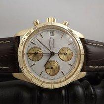 Eberhard & Co. Champion ref. 30132-Lemania 5100 C 750 18kt...