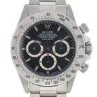 Rolex Zenith Daytona Black Dial Watch 16520