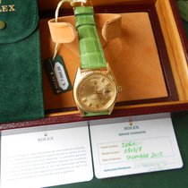 Rolex Day-Date 1803 Yellow Gold-Big Double Indexs Dial