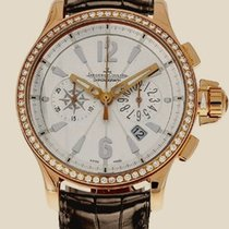 Jaeger-LeCoultre Master Compressor lady 18ct rose