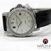 Ulysse Nardin San Marco GMT 203-22 Diamond Bezel & Lugs