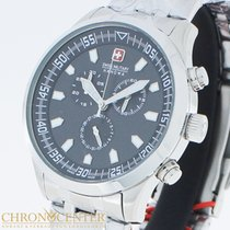 Swiss Military HANOWA CHRONOGRAPH 06-5264.04.007 Box&Papiere
