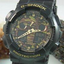 Casio G-shock Protection Chrono Ga-100cf Multifunktionsuhr Wr...