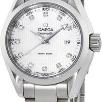 Omega Seamaster Aqua Terra Women's Watch 231.10.30.60.55.001