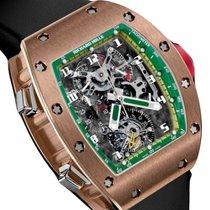 Richard Mille RM004 Felippe Massa Chronograph in Rose Gold -...