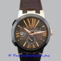 Ulysse Nardin Executive Dual Time 246-00/45-PCA