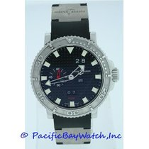 Ulysse Nardin Marine Aqua Perpetual 333-88-3/92 Pre-owned