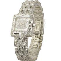 Patek Philippe 4875 Lady's Gondolo with Pave Diamond Bracelet