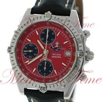 "Breitling Chronomat ""Red Arrows"", Red Dial, Limited..."
