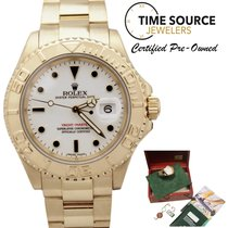 Rolex Yacht-Master Automatic 40mm 18K Yellow Gold 16628...