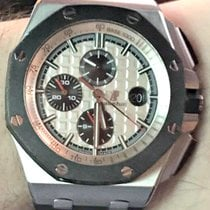 Audemars Piguet Royal Oak Offshore Stainless Steel 44mm...