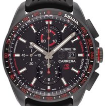 TAG Heuer Carrera Calibre 16 Automatic Chronograph 44mm Ayrt