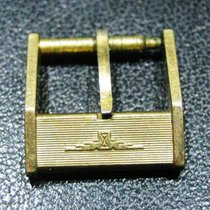 Longines vintage gold plated buckle mm 12