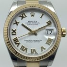 Rolex Datejust Steel & Gold  Midsize