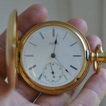 Waltham rarissimo (unico) orologio da tasca commemorativo