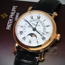 Patek Philippe Perpetual Calendar 5059 18K Rose Gold Mens...
