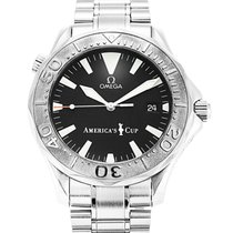 Omega Watch Seamaster Americas Cup 2833.50.91