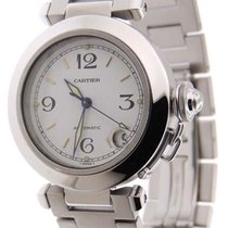 Cartier Pasha C 2324 Stainless Steel Automatic 35mm Date...