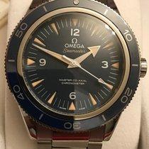 Omega Seamaster 300 Master Co-Axial Titanium, Blue Dial
